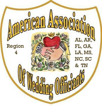American Association of Wedding Officiants Region 4